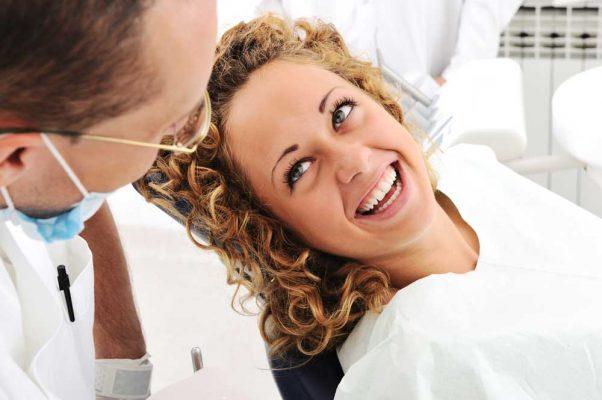 Teeth checkup Houston