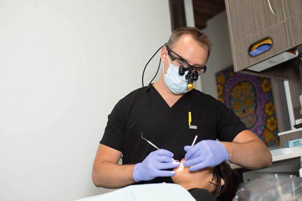 Teeth Fillings in Houston