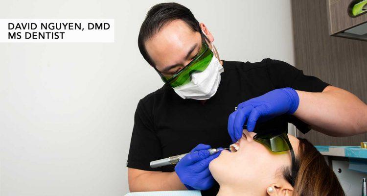 Cosmetic Gum Reshaping