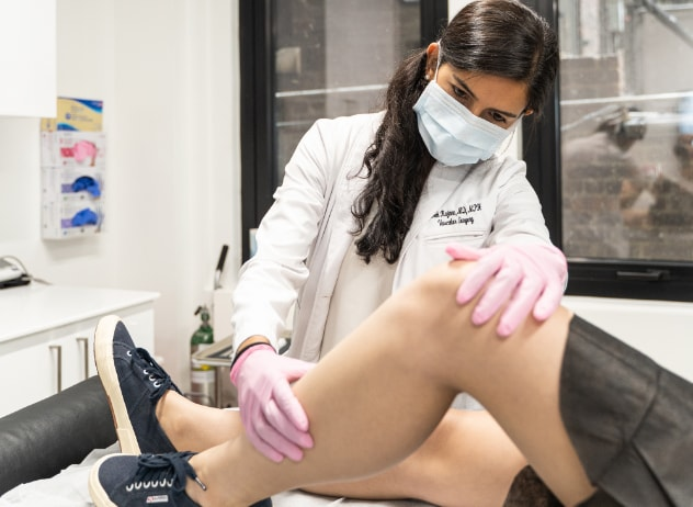 The Spider Vein and Varicose Vein Clinic, Houston, is known for its perfect track record. This article provides an overview of the vein clinic's vein treatment process.